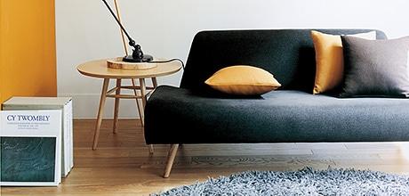 【特集】IDÉEのソファを語る7つのストーリー