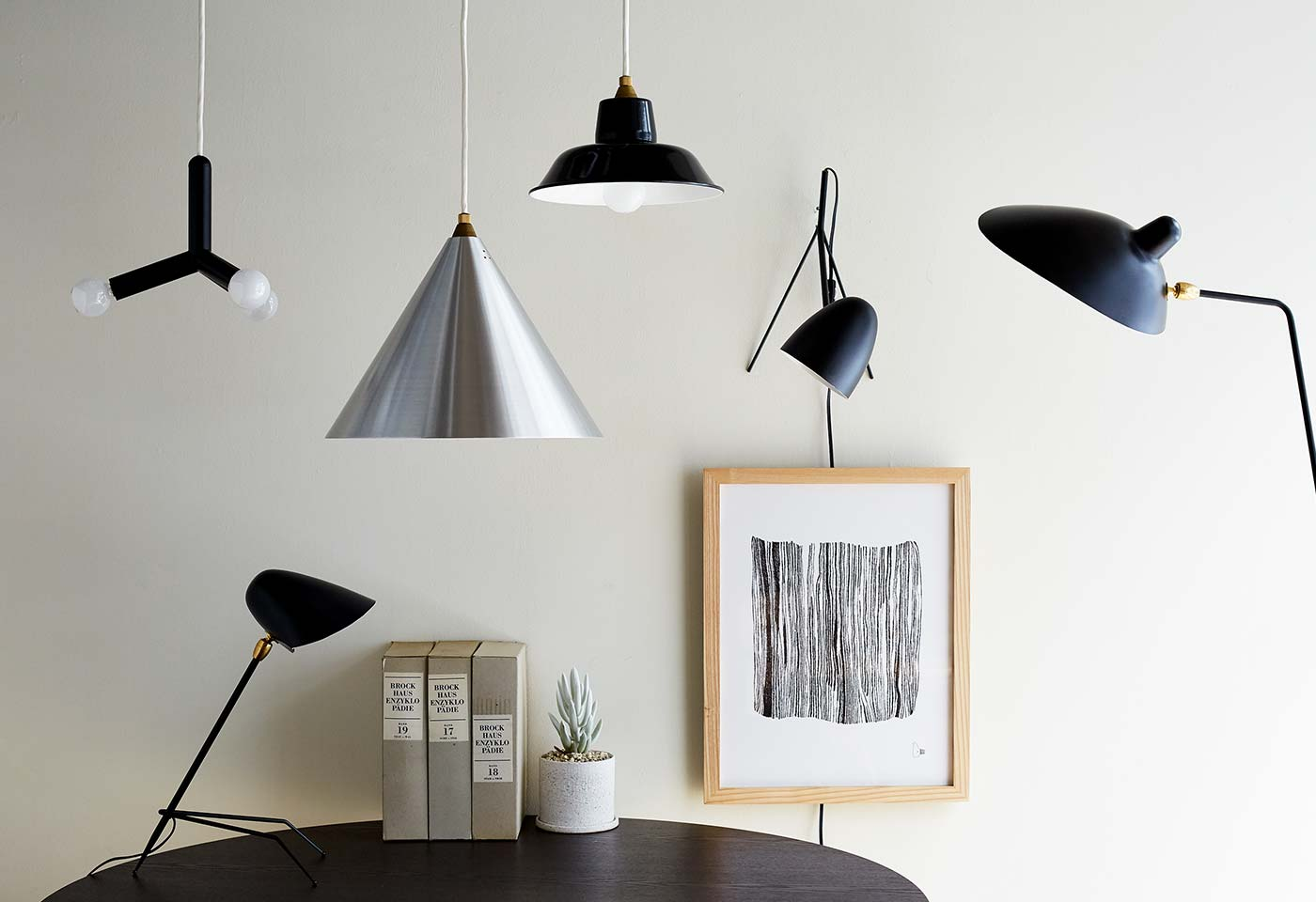 Furniture lamp