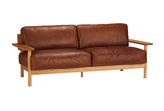 DIMANCHE SOFA (C3) Leather