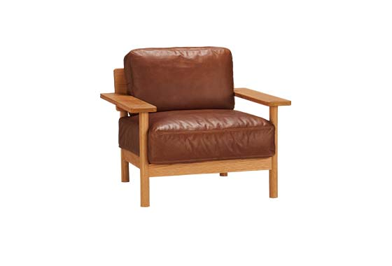 DIMANCHE SOFA (1) Leather
