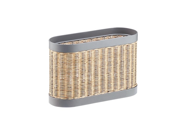 GARNITURE BASKET S Gray