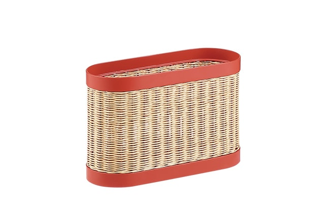 GARNITURE BASKET S Red