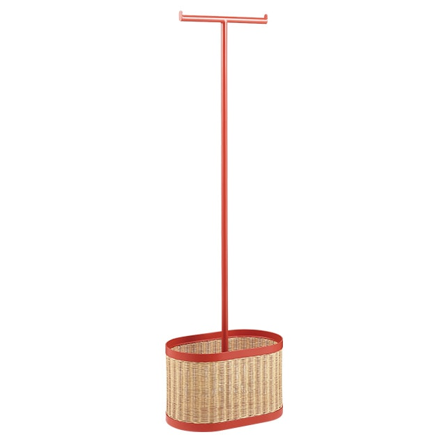GARNITURE HANGER STAND L Red