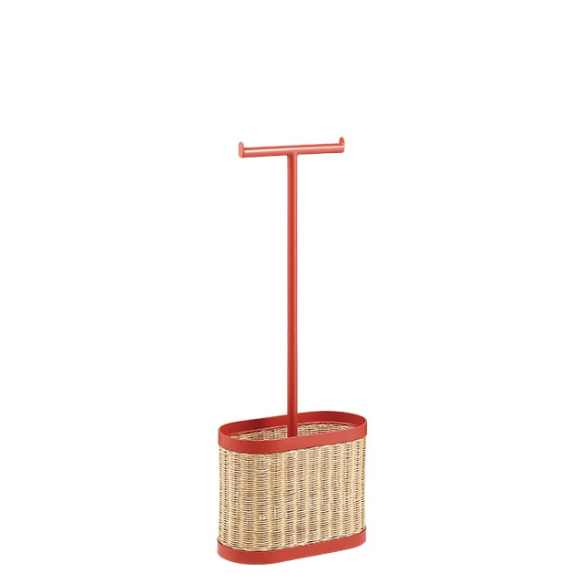 GARNITURE HANGER STAND M Red
