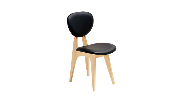 DINING CHAIR  Black
