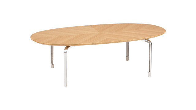 YABANE LOW TABLE OVAL