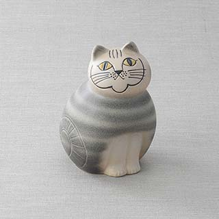 Cat Gray medium