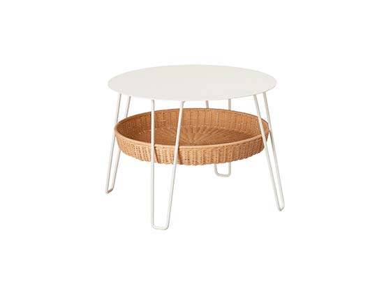 WALLABY LOW TABLE ROUND