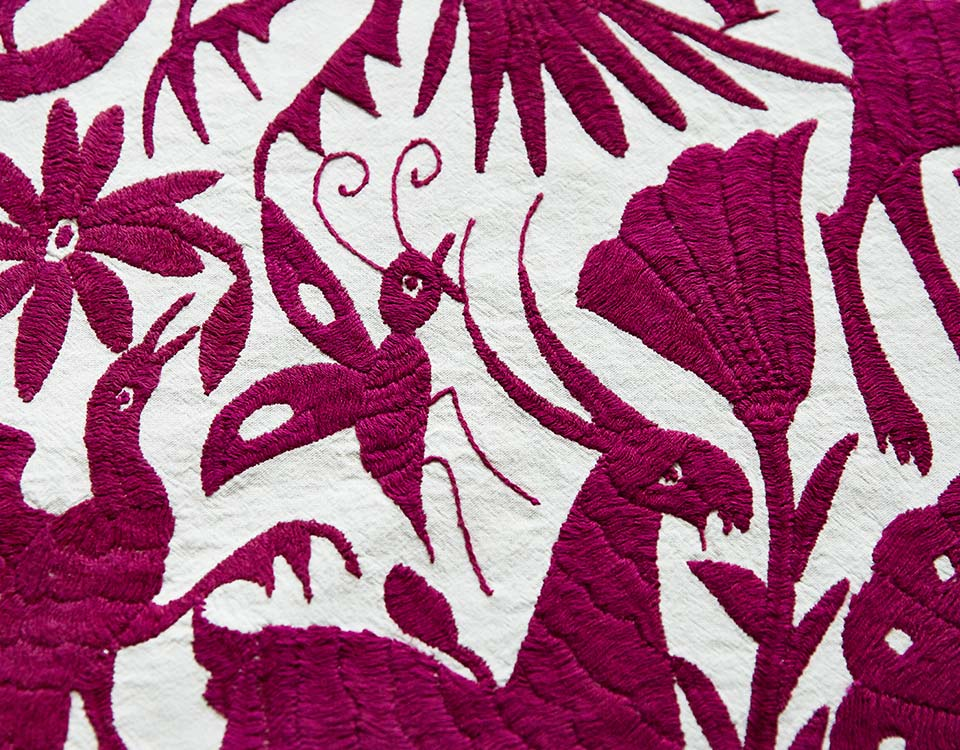 OTOMI EMBROIDERRY オトミ刺繍