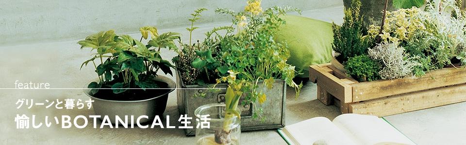 【特集】愉しいBOTANICAL生活
