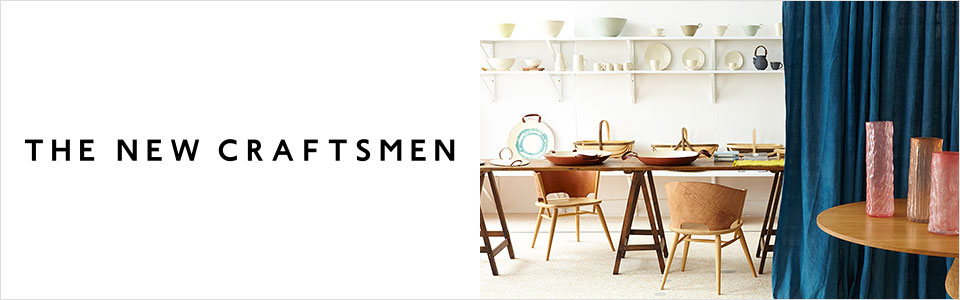 【特集】THE NEW CRAFTSMEN
