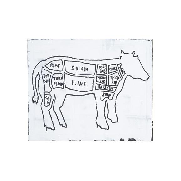 【写真】【一点物】舞木和哉 「UNITED STATES OF COW」