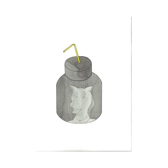 【写真】【一点物】有瀬龍介 「ボトル」