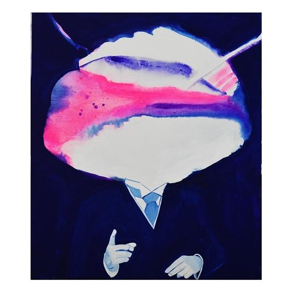 【写真】【一点物】平井豊果 「肖像画16」