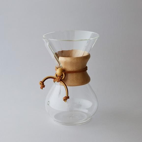 【写真】CHEMEX コーヒーメーカー 6Cups