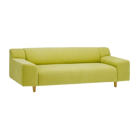 PLAISIR SOFA Yellow green