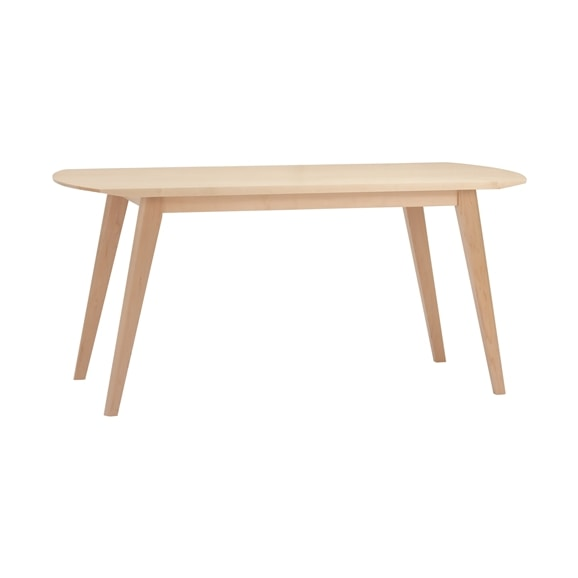 ARC DINING TABLE Maple