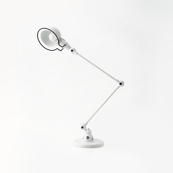 【写真】Jielde Signal Desk Lamp White
