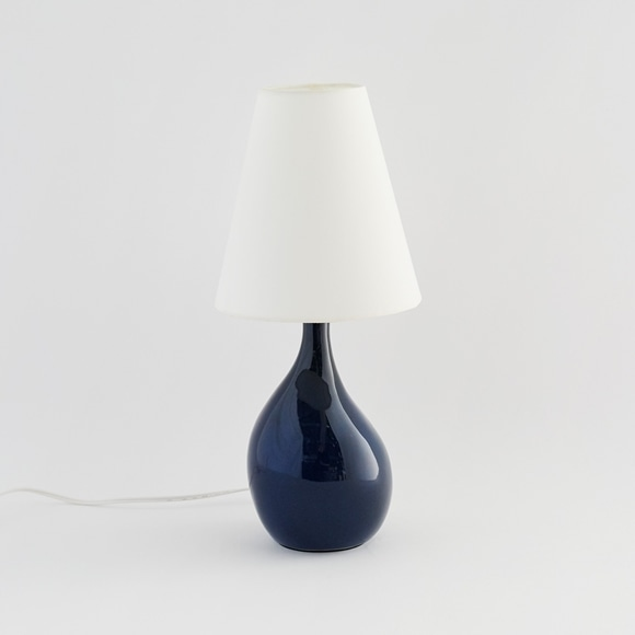 【写真】AIL VASE LAMP Blue