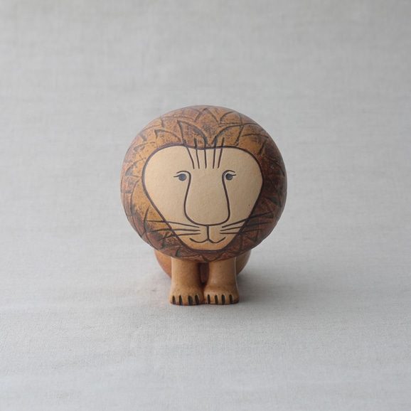 【写真】【定番品】Lisa Larson Lion medium