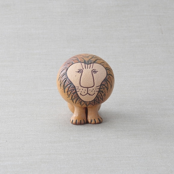 【写真】【定番品】Lisa Larson Lion Semi-medium