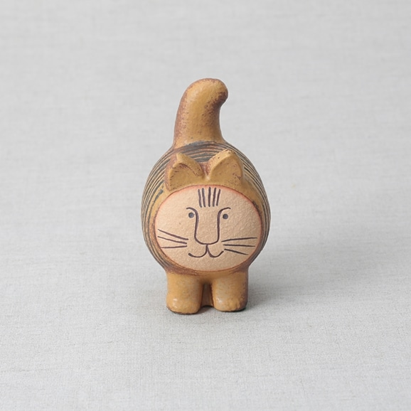【写真】【定番品】Lisa Larson Dieci Cat Brown