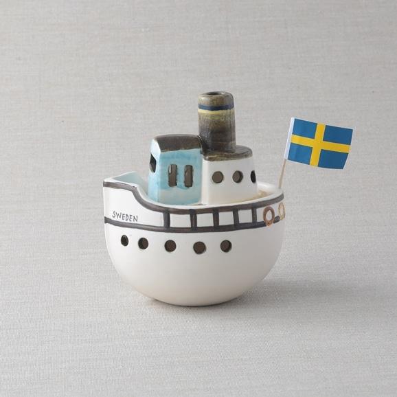 【写真】【定番品】Lisa Larson Boat