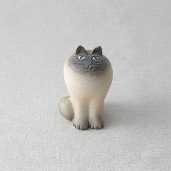 【写真】【定番品】Lisa Larson Cat MAYA White