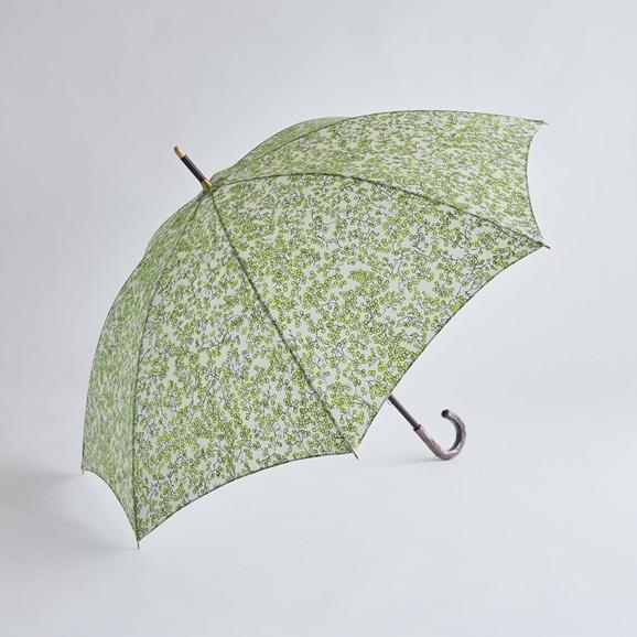 【写真】【先行販売】イイダ傘店 晴雨兼用傘 コショウ グレー 60cm