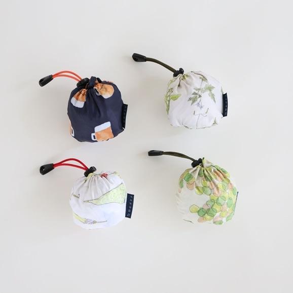 【写真】イイダ傘店 ケータリングバッグ こもれび 新緑