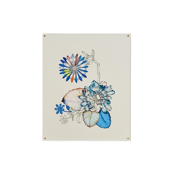 【写真】【一点物】有瀬龍介 「Indigo flowers」