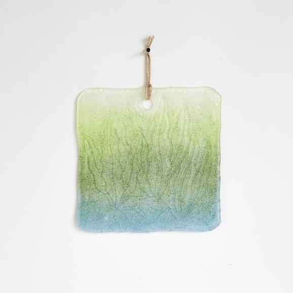 【写真】奥田康夫 壁掛け-海藻-