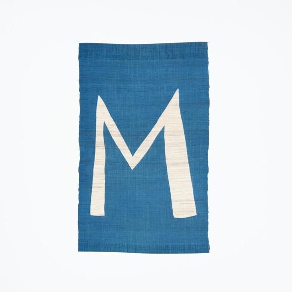 【写真】【受注生産品】POWER OF INDIGO 暖簾「M」