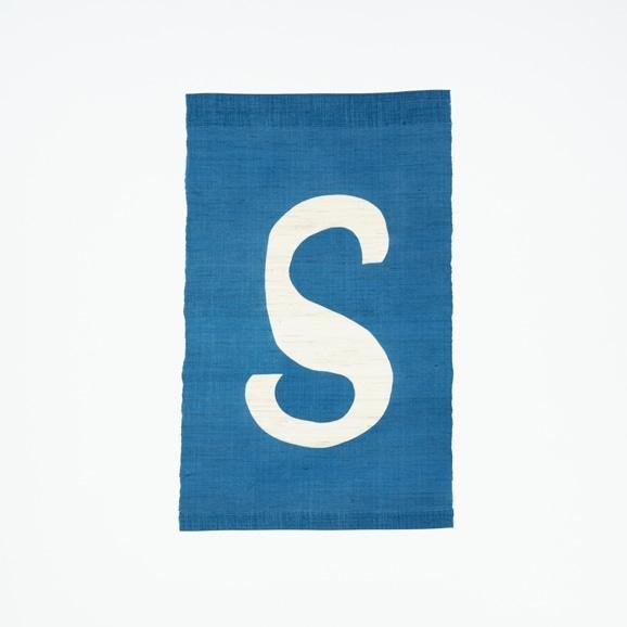 【写真】【受注生産品】POWER OF INDIGO 暖簾「S」