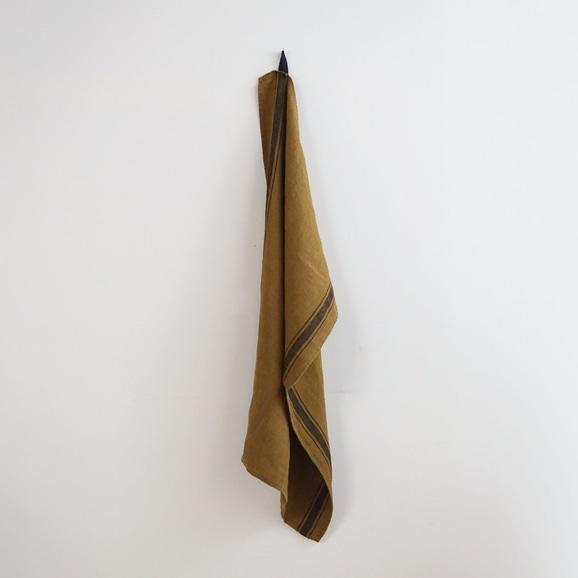 【写真】Harmony textile キッチンタオル ブロンズ