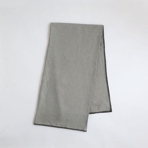 【写真】Harmony textile テーブルクロス 170×170 べトン