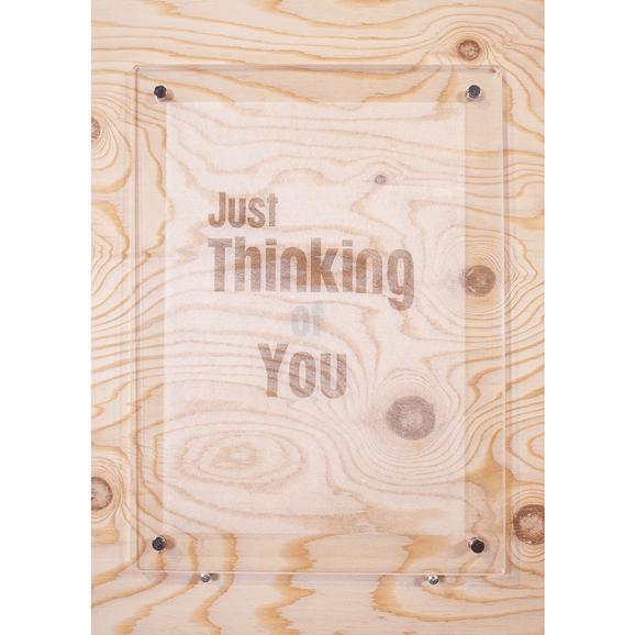 【写真】【一点物】Paper Parade Printing 「Just thinking of you」
