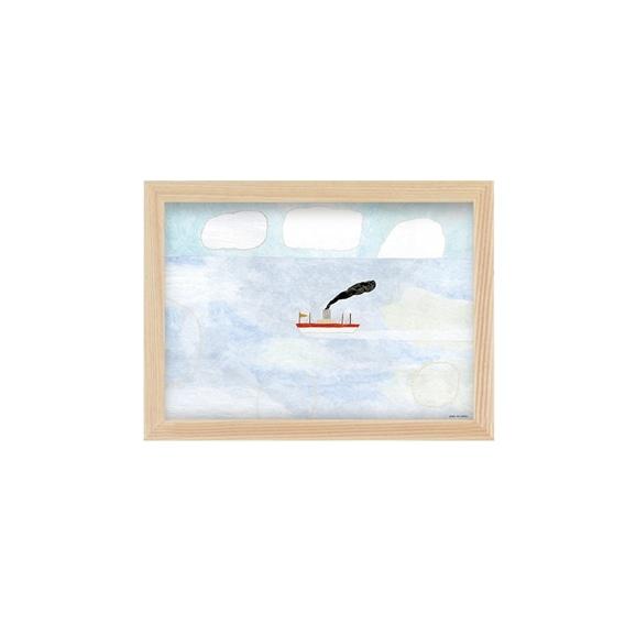 【写真】【定番品】秋山花 「A ship 船」
