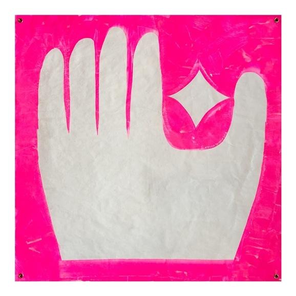 【写真】【一点物】遠山敦 「Pink Star」