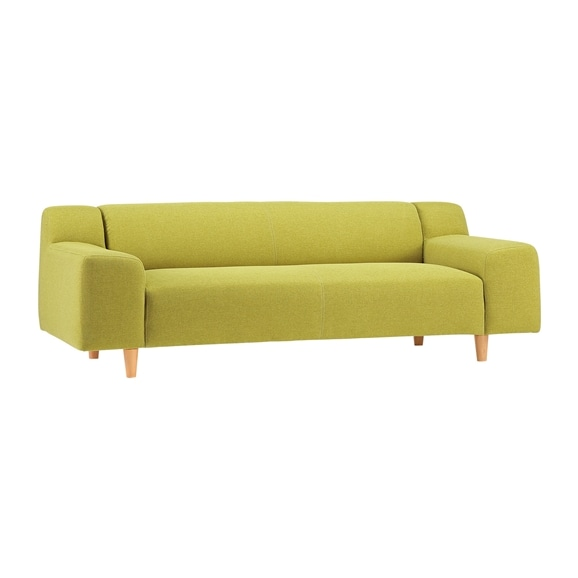 【写真】30★PLAISIR SOFA Yellow green