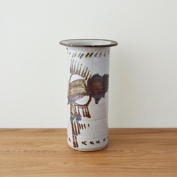 【写真】Vintage Lisa Larson Flower vase