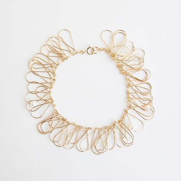 【写真】asumi bijoux jasmine bracelet