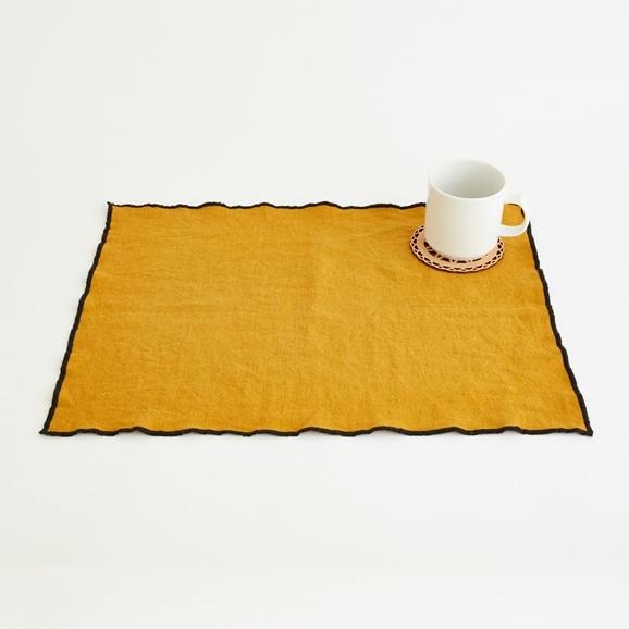 【写真】Harmony textileプレイスマット シャモア