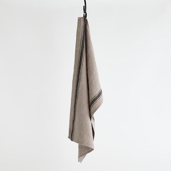 【写真】Harmony textileキッチンタオル ナチュラル