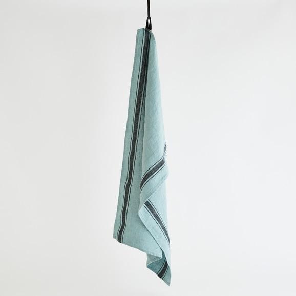 【写真】Harmony textileキッチンタオル セラドン