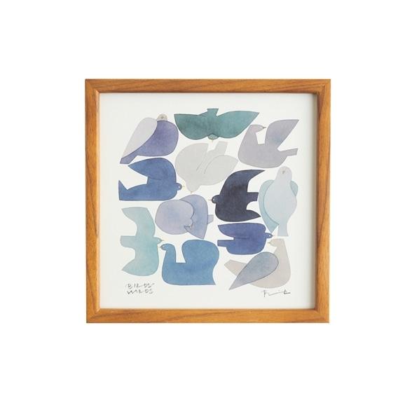 【写真】【定番品】BIRDS' WORDS グラフィック ブルーバード 20