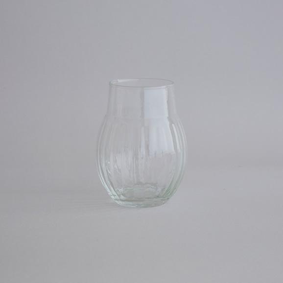 【写真】リユースガラス 花器 Botte
