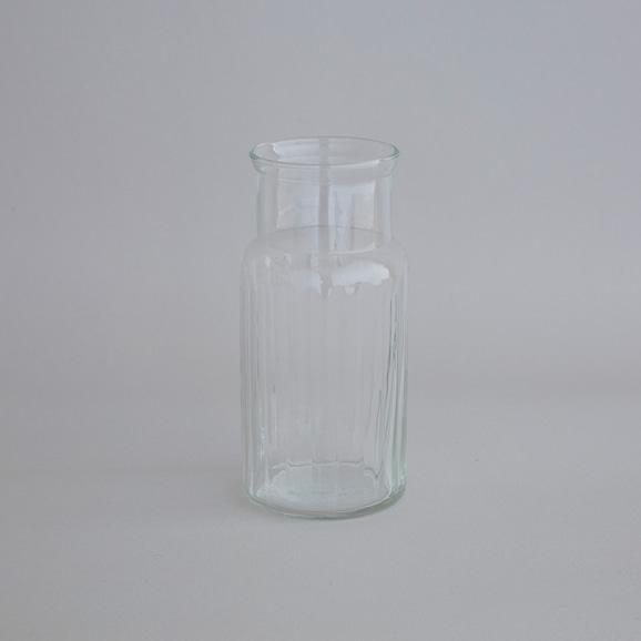 【写真】リユースガラス 花器 Gourde small