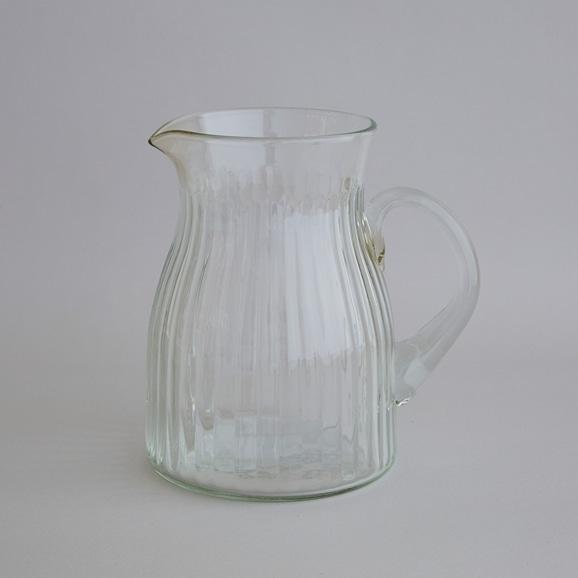 【写真】リユースガラス 花器 Brocca