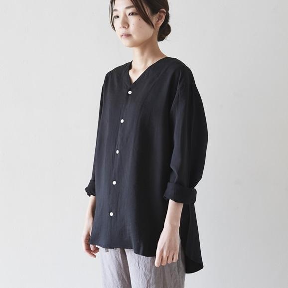 【写真】5W Monac shirts Black 1